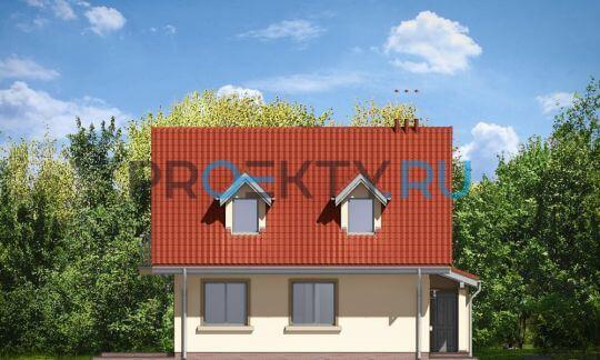 Фасады проекта Алиция