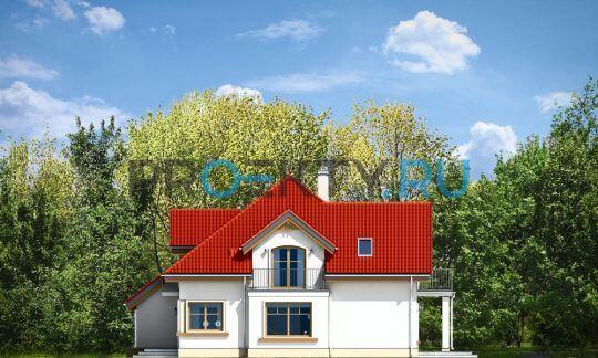 Фасады проекта Амадеус