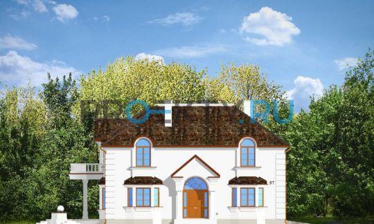 Фасады проекта Амбассадор-2