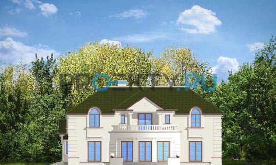 Фасады проекта Амбассадор