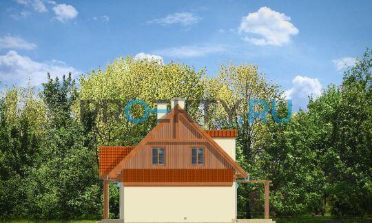 Фасады проекта Сказочный-2
