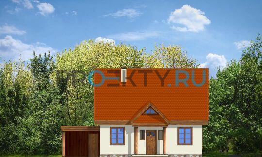 Фасады проекта Сказочный