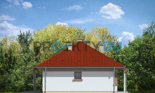 Фасады проекта Бамби