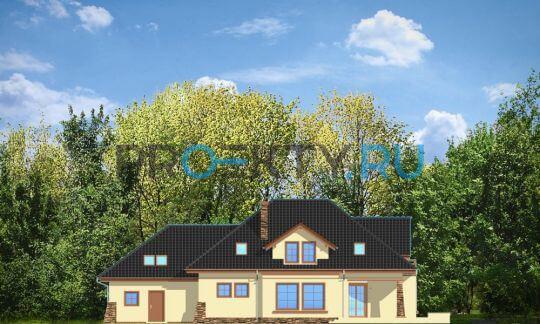 Фасады проекта Бенедикт-4