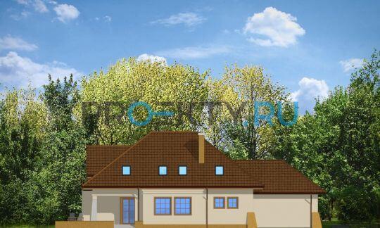 Фасады проекта Бенедикт