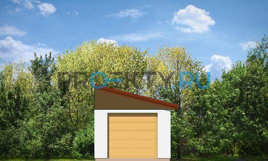 Фасады проекта BG03