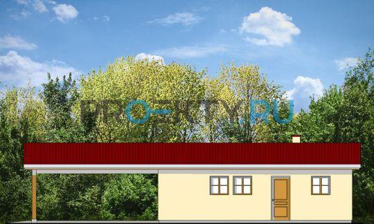 Фасады проекта BG07