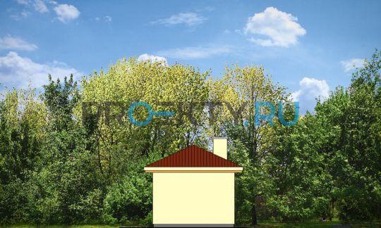 Фасады проекта BG08