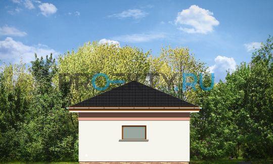 Фасады проекта BG20