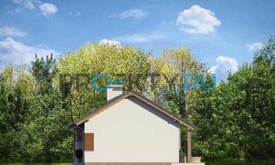 Фасады проекта Божья коровка