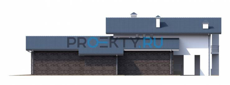 Фасады проекта BLACK&WHITE