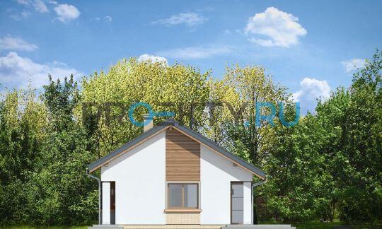 Фасады проекта Бонифаций