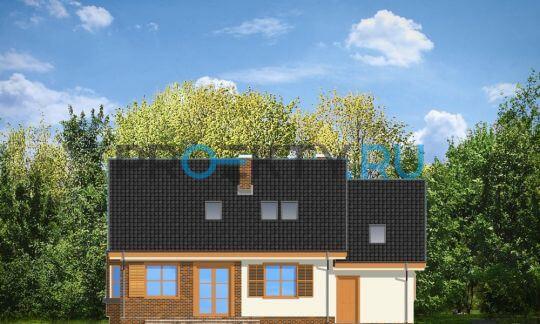 Фасады проекта Бриз
