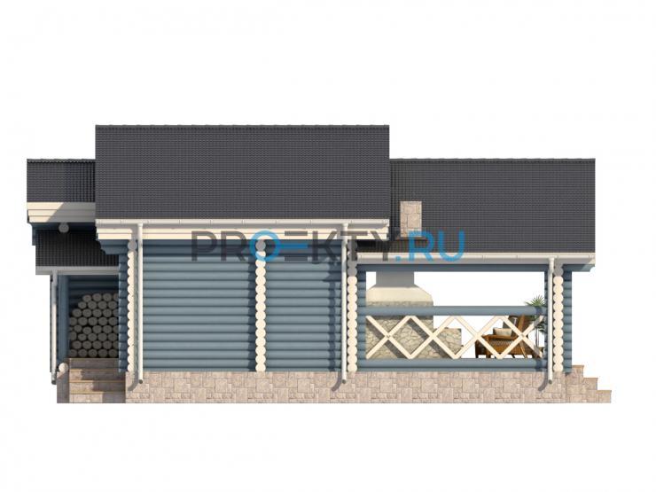 Фасады проекта Патио