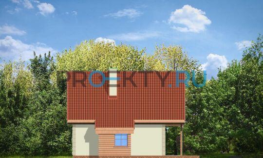 Фасады проекта Хатка