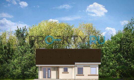 Фасады проекта Киприан-2