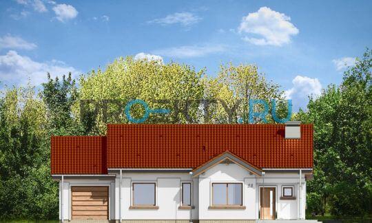 Фасады проекта Киприан-3