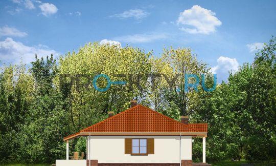 Фасады проекта Четыре угла-2