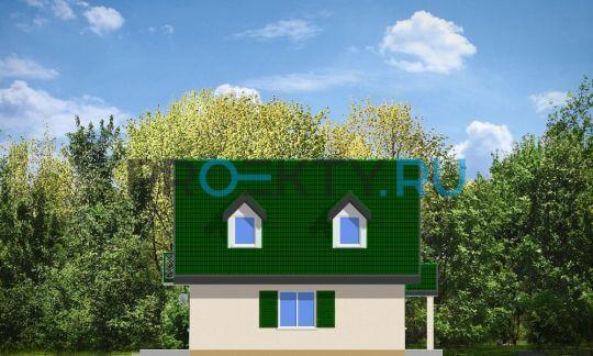 Фасады проекта Д03