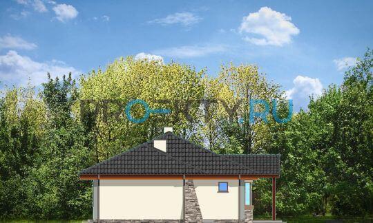 Фасады проекта Д05