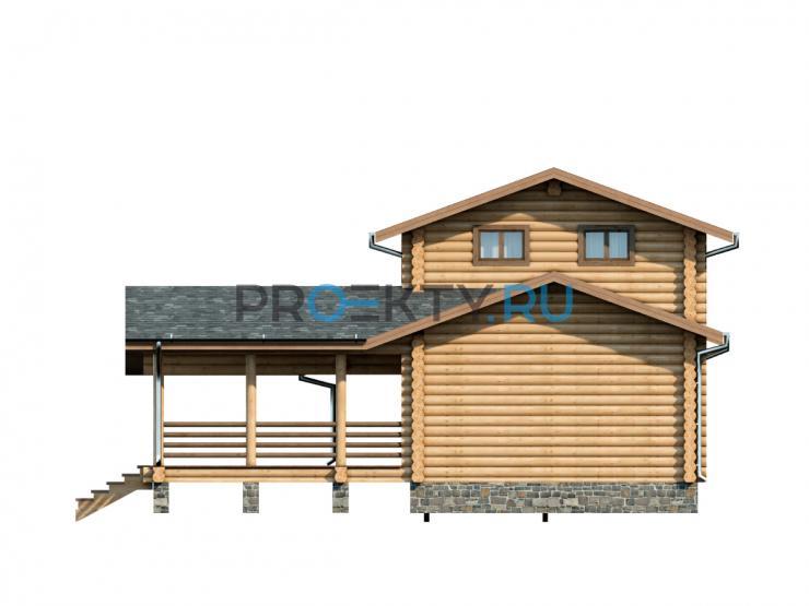 Фасады проекта Царская купель