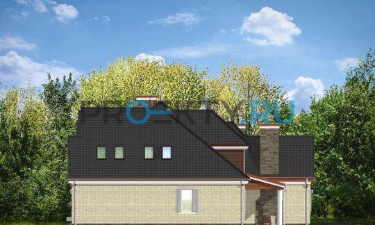 Фасады проекта Даллас