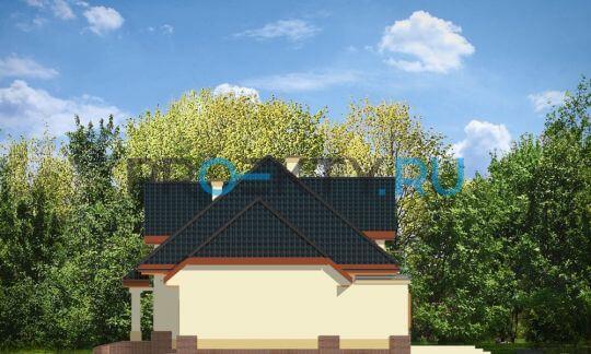 Фасады проекта Дом на Медаль-2