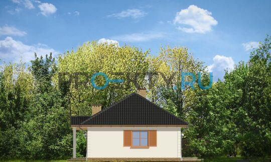 Фасады проекта Доминик-2
