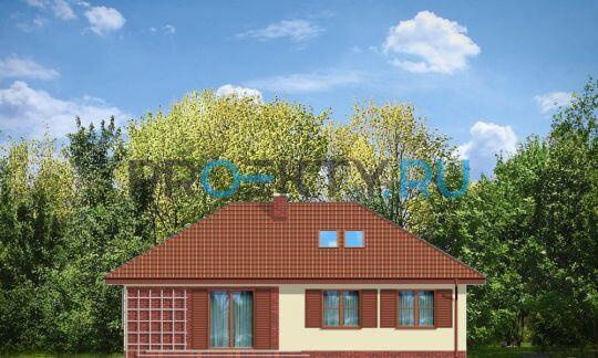 Фасады проекта Доминик