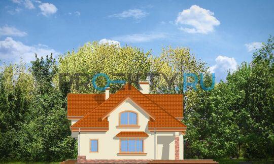 Фасады проекта Эдита