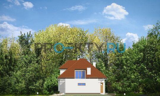 Фасады проекта Эко