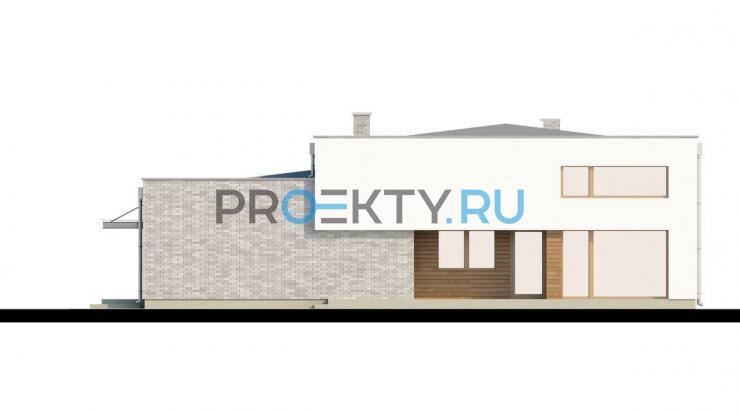 Фасады проекта Zx34