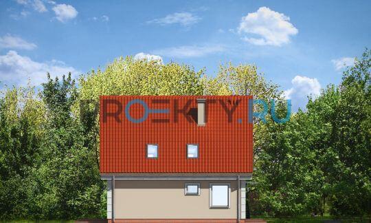 Фасады проекта Малгося
