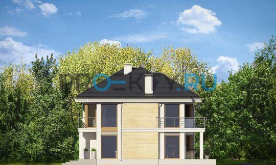 Фасады проекта Ривьера-3