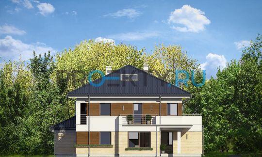 Фасады проекта Опал-2