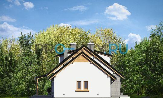 Фасады проекта Бриз-4