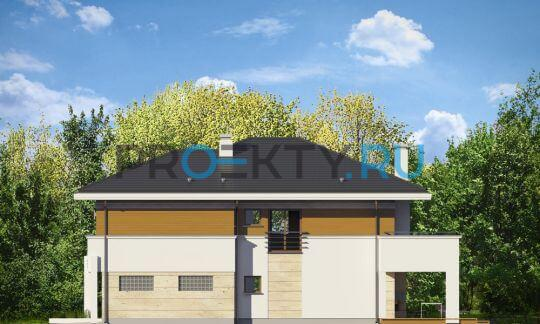 Фасады проекта Океаник