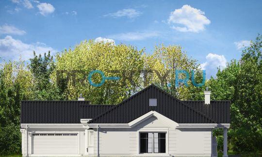 Фасады проекта Парковая Резиденция-3