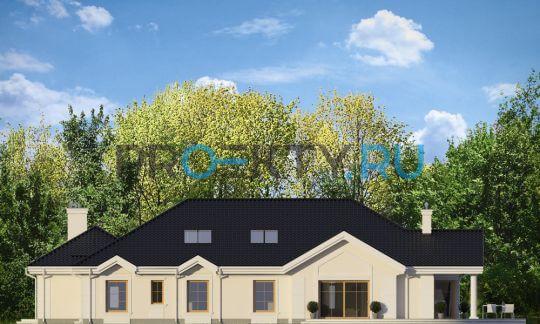 Фасады проекта Парковая Резиденция-2