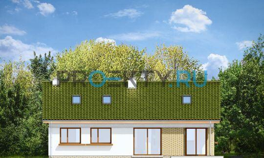 Фасады проекта Оливка-2