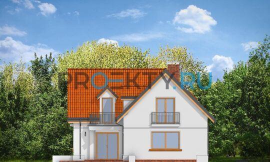 Фасады проекта Элька