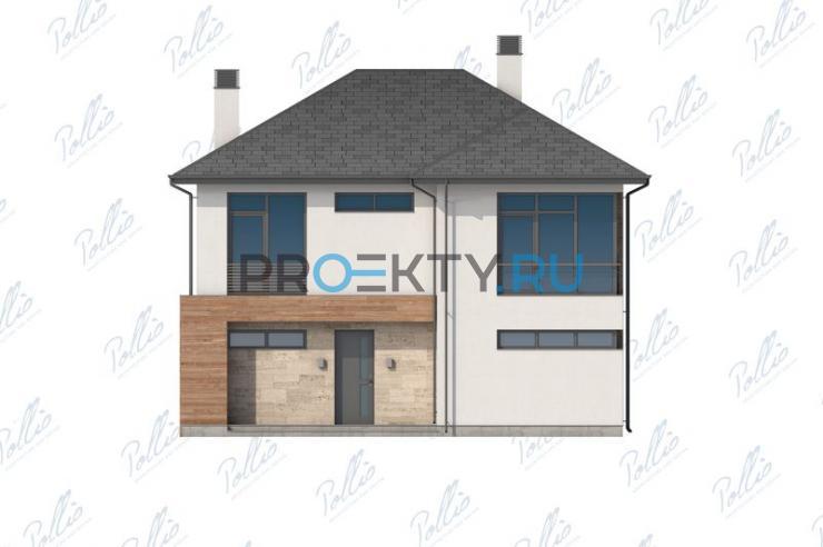 Фасады проекта Х18