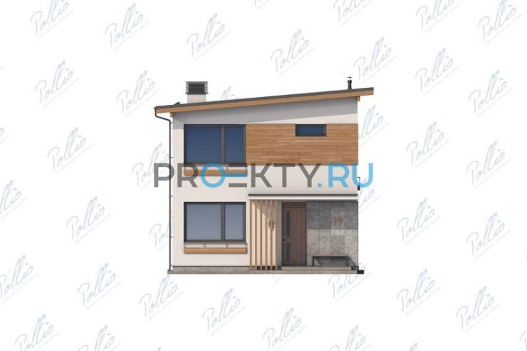 Фасады проекта Х19