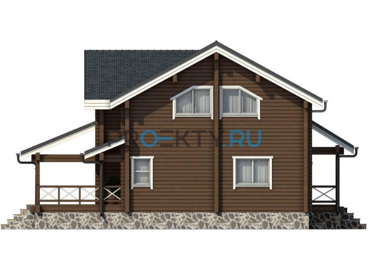 Фасады проекта Северная корона