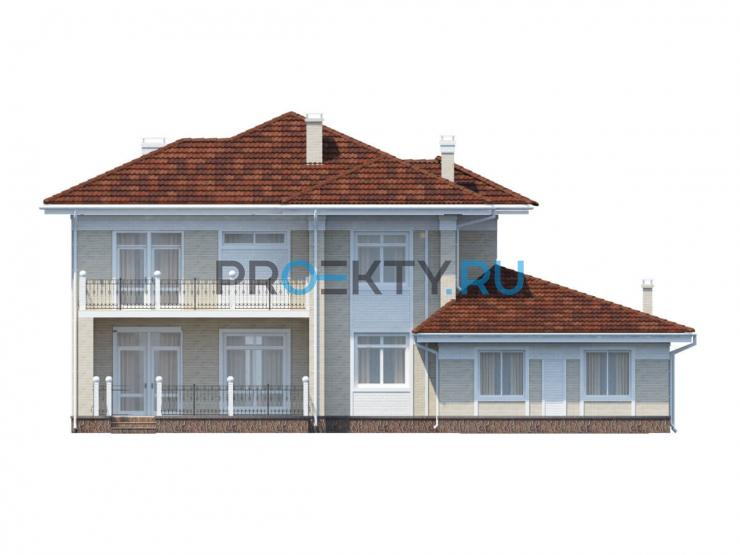 Фасады проекта Пралине 2