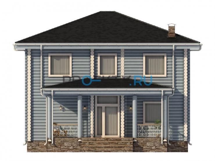 Фасады проекта Дерби