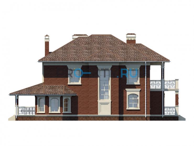Фасады проекта Лион - 1