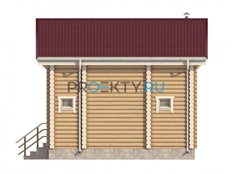 Фасады проекта Финист