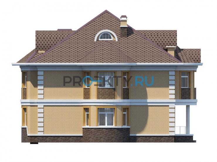 Фасады проекта Валери М
