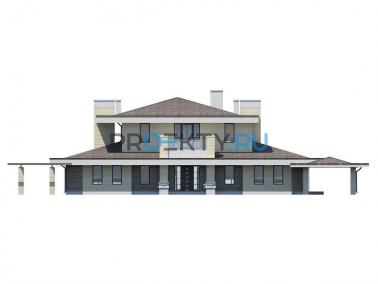 Фасады проекта Дейтон